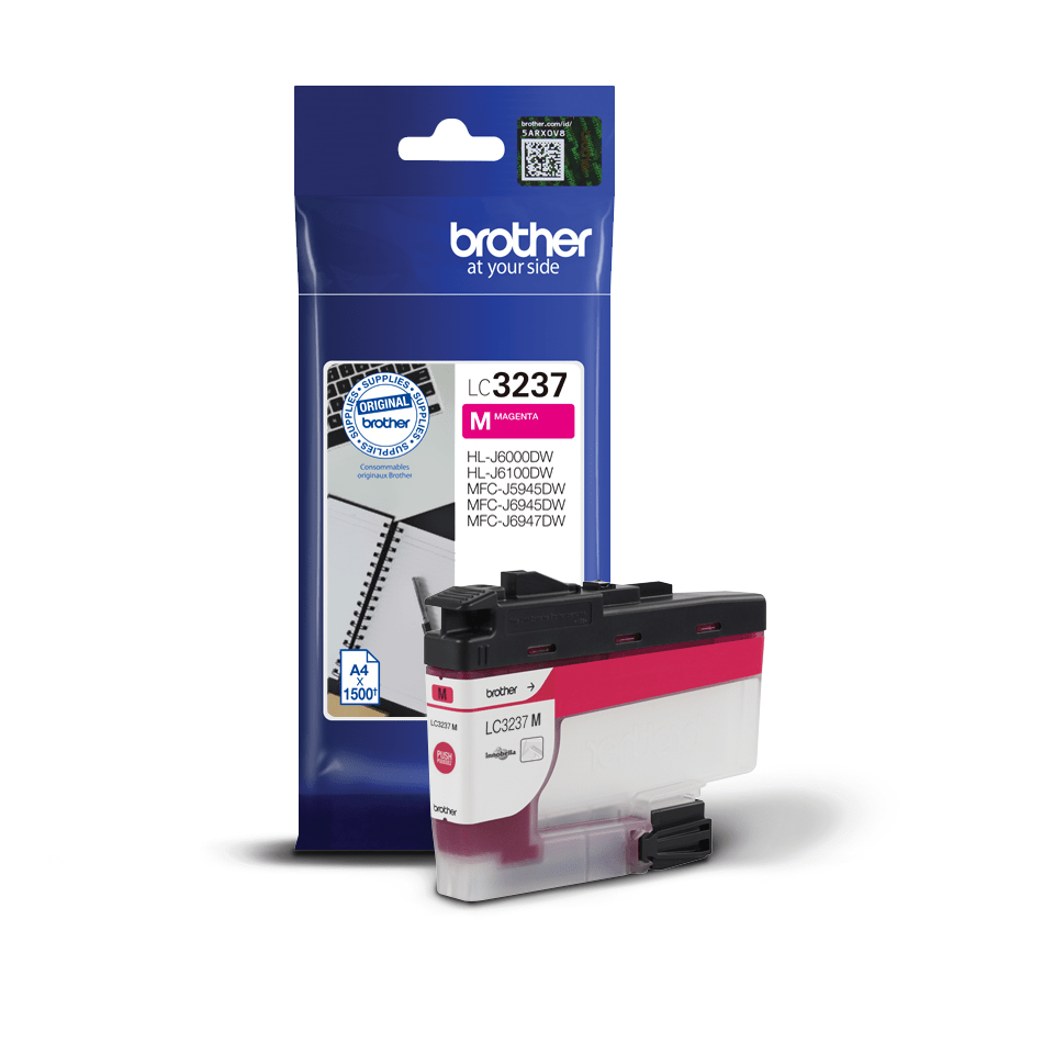 Brother LC-3237M Cartuccia inkjet originale - Magenta 2