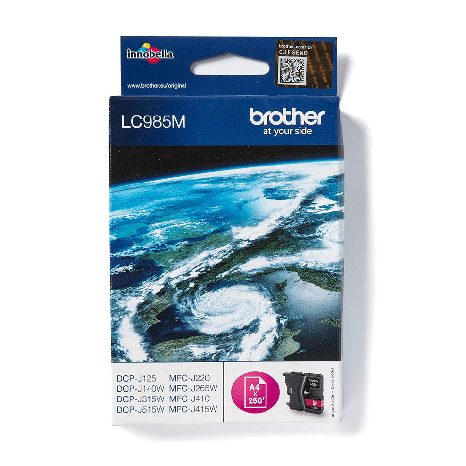 Brother LC985M Cartuccia inkjet originale - magenta