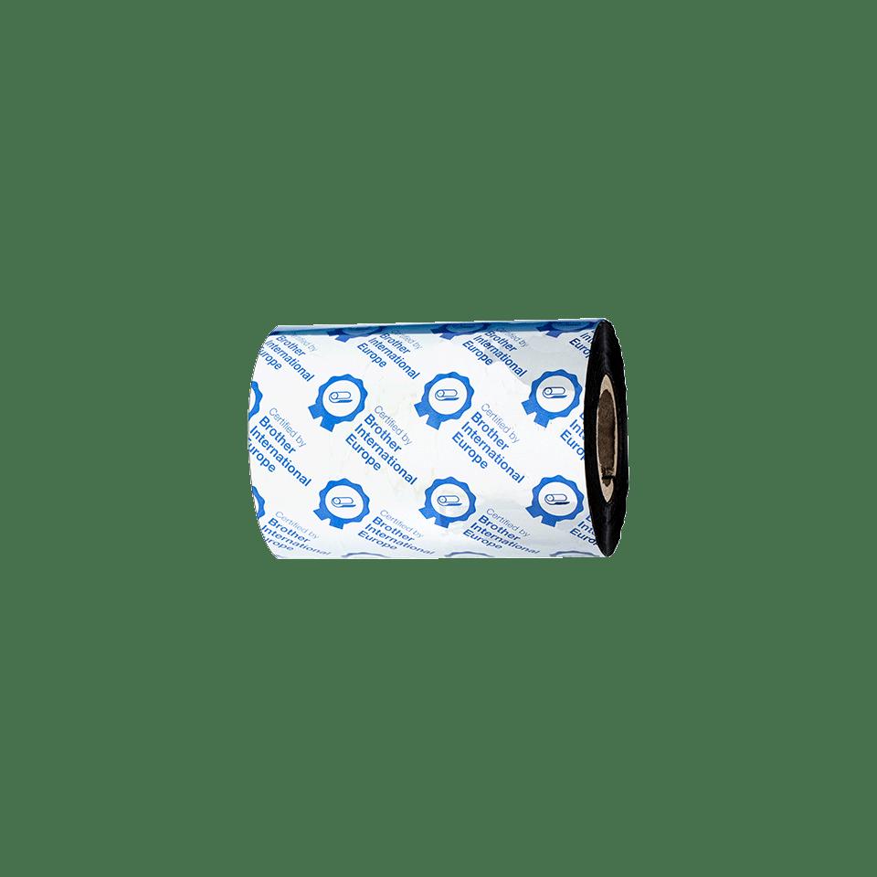 Nastro d'inchiostro nero a trasferimento termico a base cera/resina Premium BSP-1D300-080