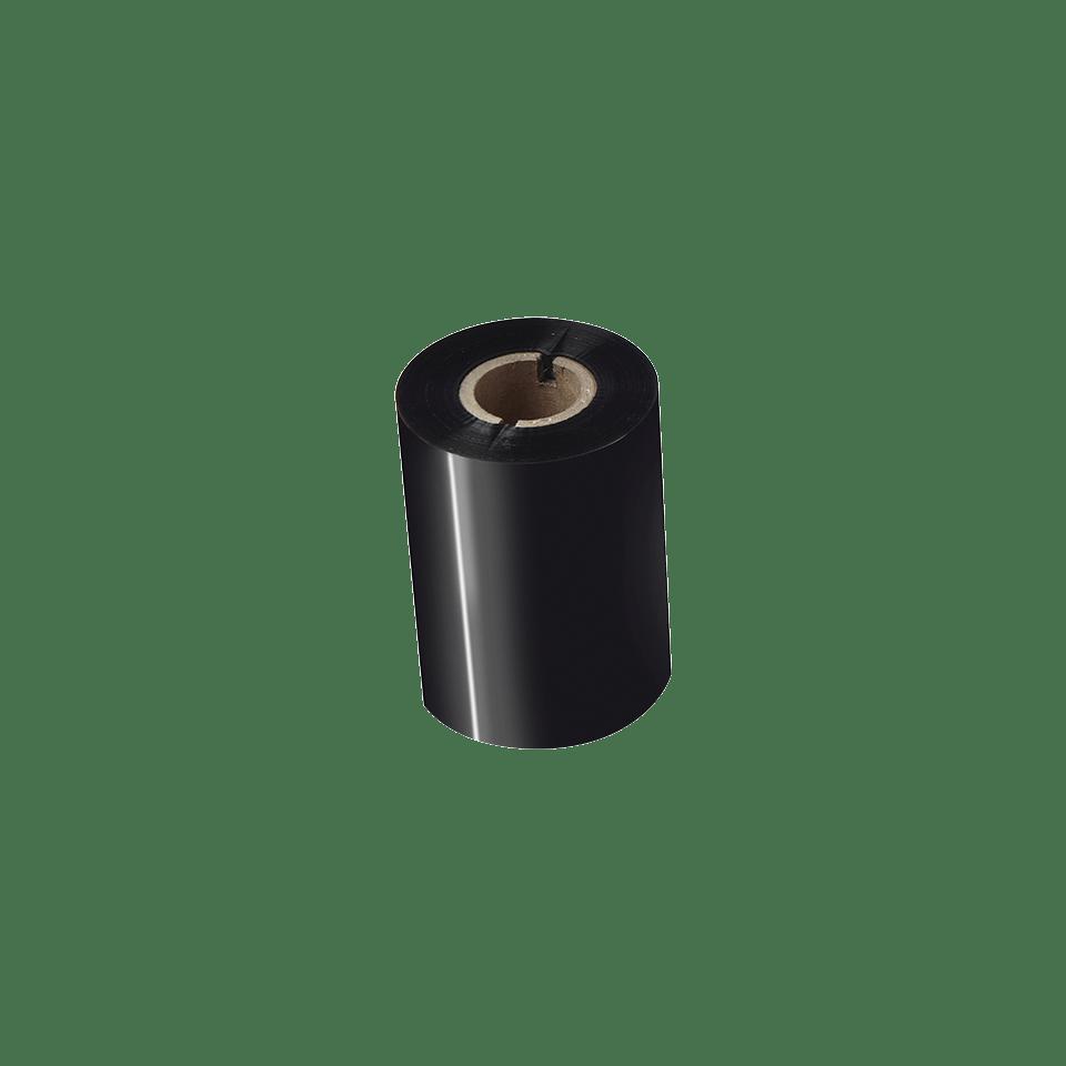 Nastro d'inchiostro nero a trasferimento termico a base cera/resina Premium BSP-1D300-080 2