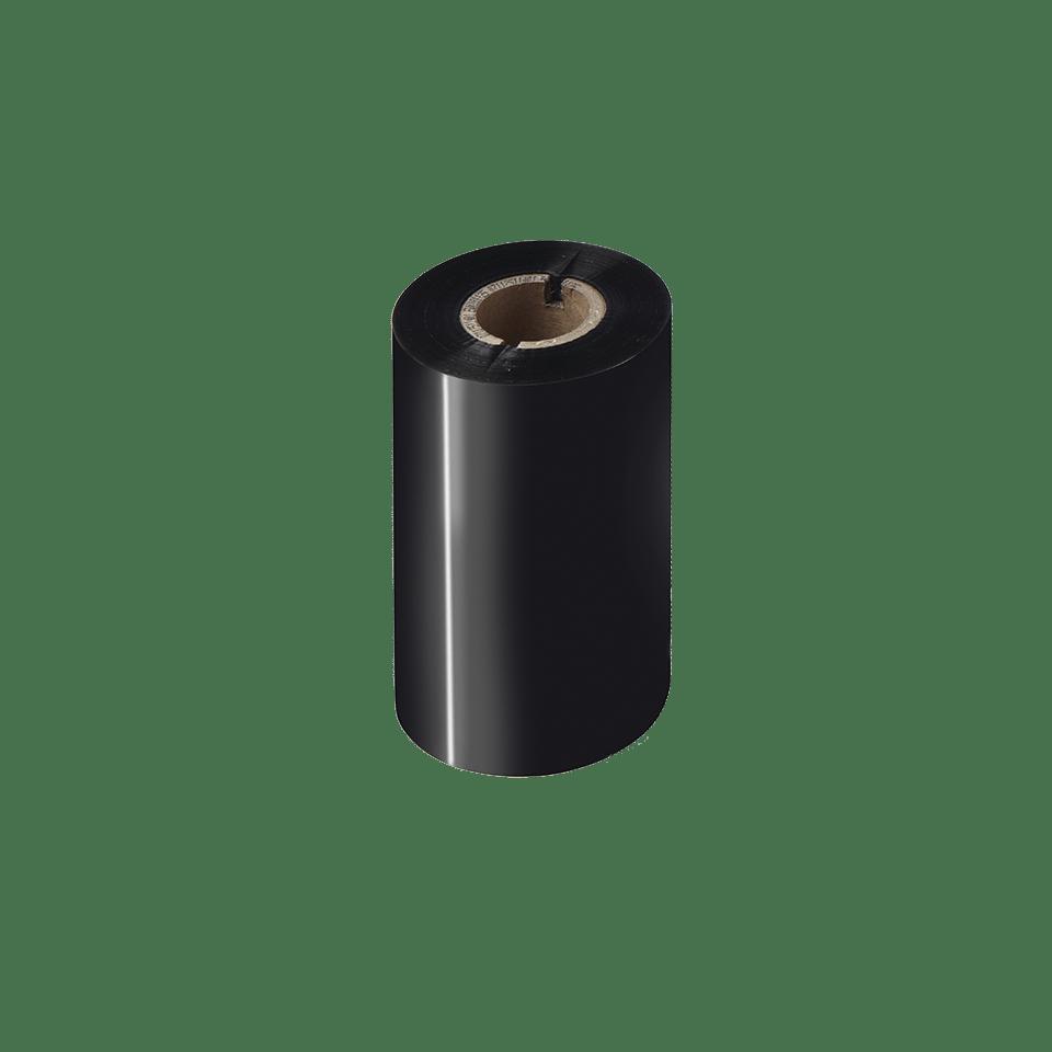 Nastro nero a trasferimento termico a base cera/resina Premium BSP-1D300-110