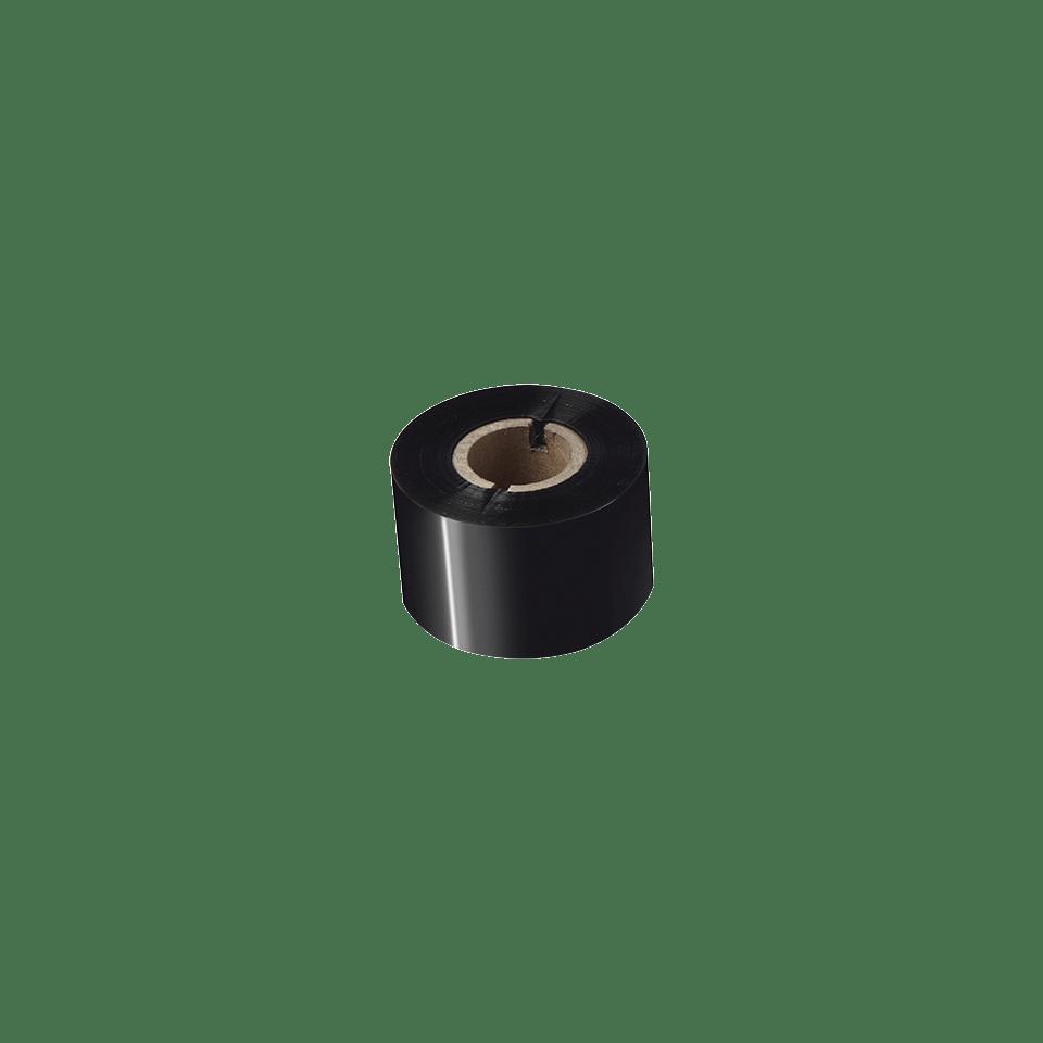 Nastro nero a trasferimento termico a base cera/resina standard BSS-1D300-060 2