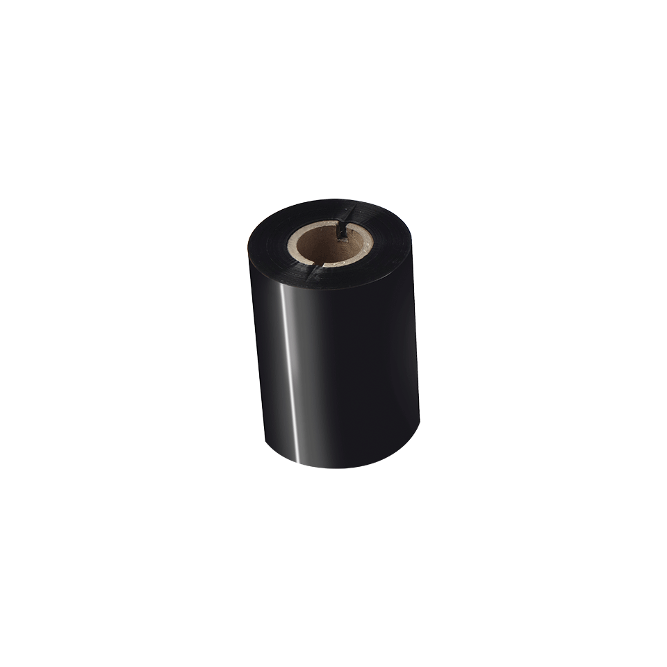 Nastro d'inchiostro nero a trasferimento termico a base cera/resina standard BSS-1D300-080 2