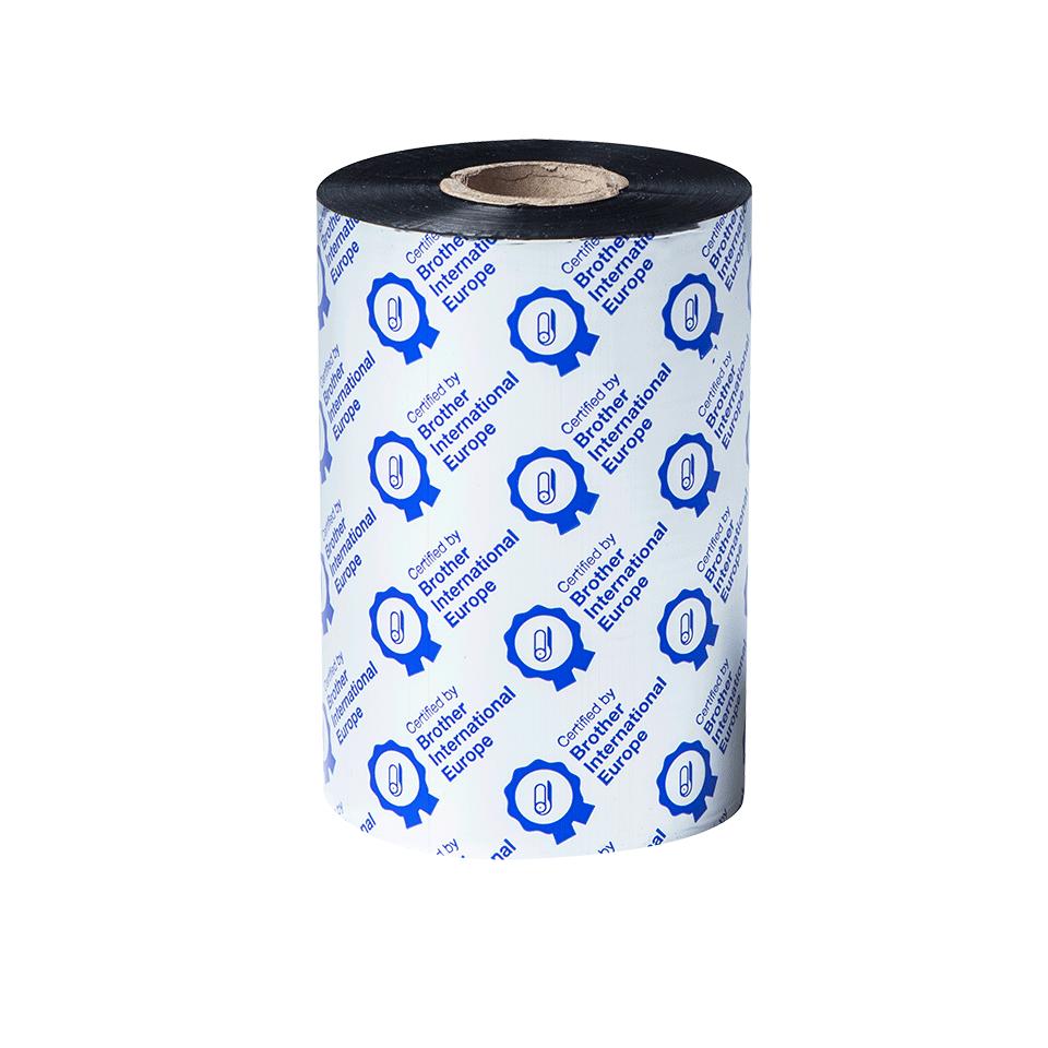 Nastro d'inchiostro nero a trasferimento termico a base cera/resina Premium Premium BSP-1D450-110 2