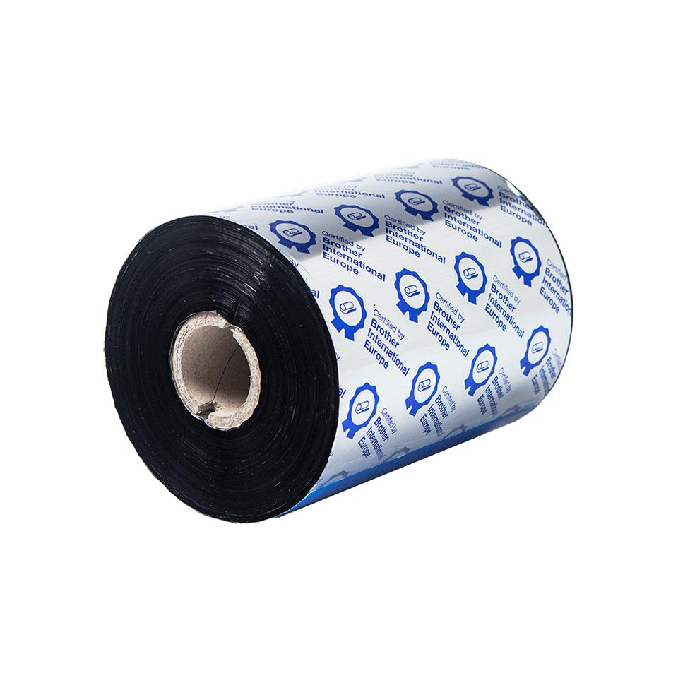 Standard Wax/Resin Thermal Transfer Black Ink Ribbon BSS-1D600-110