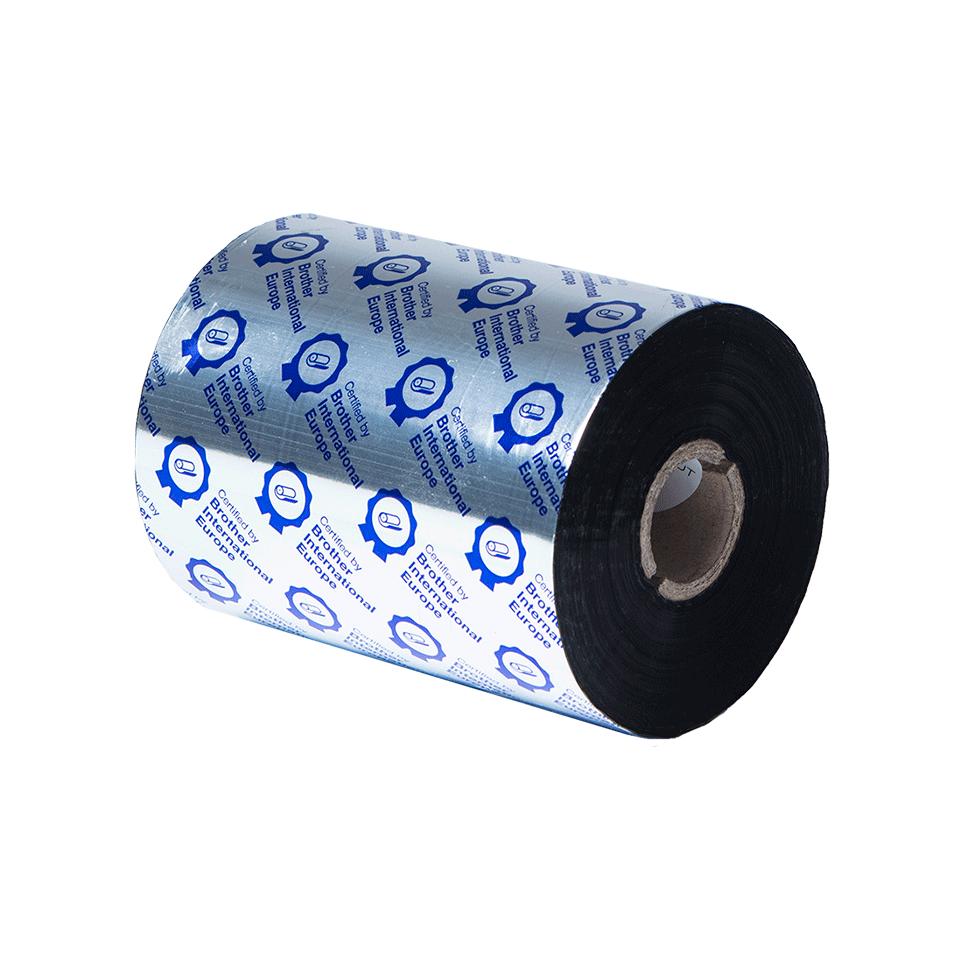 Premium Wax Thermal Transfer Black Ink Ribbon BWP-1D600-110 3