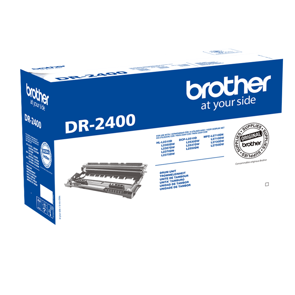 Brother DR-2400 Unità tomburo orginale 2