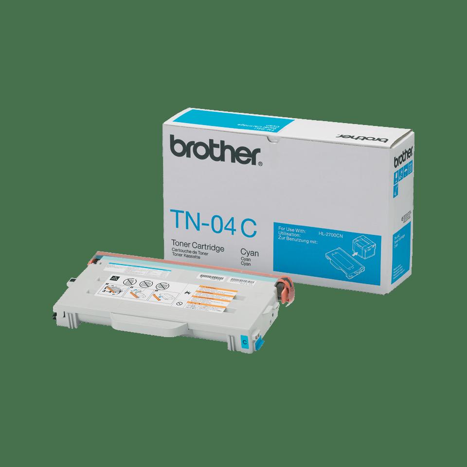 TN-04C Toner ciani
