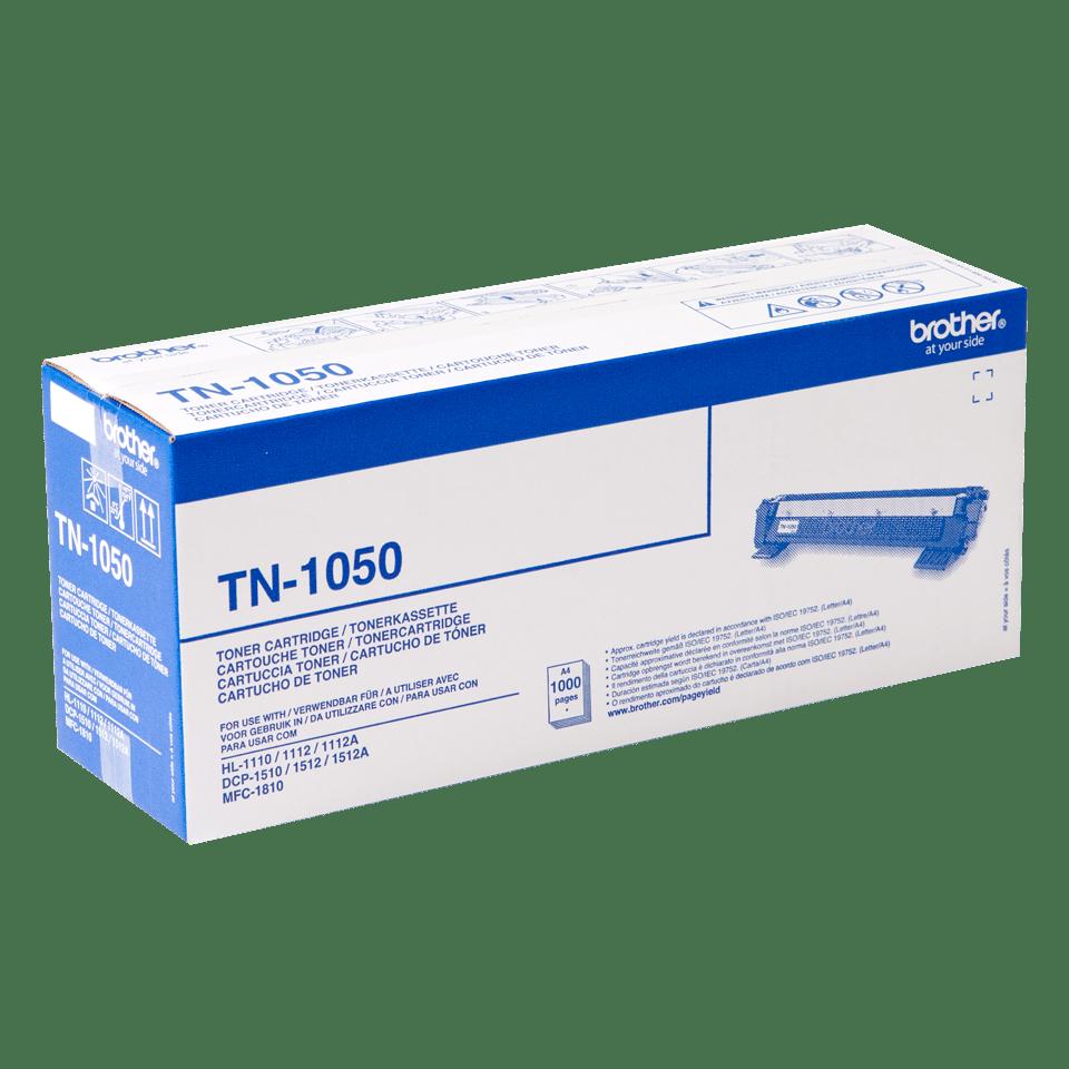 Brother TN-1050 Toner originale - Nero 3