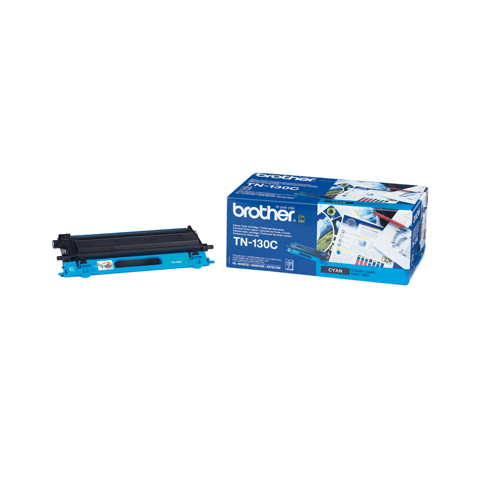 Cartuccia di toner originale Brother TN-130C – Ciano 2