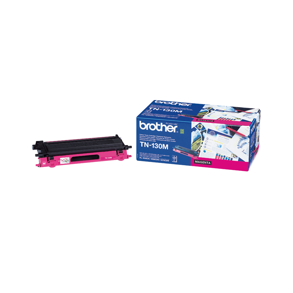 Cartuccia di toner originale Brother TN-130M – Magenta 2