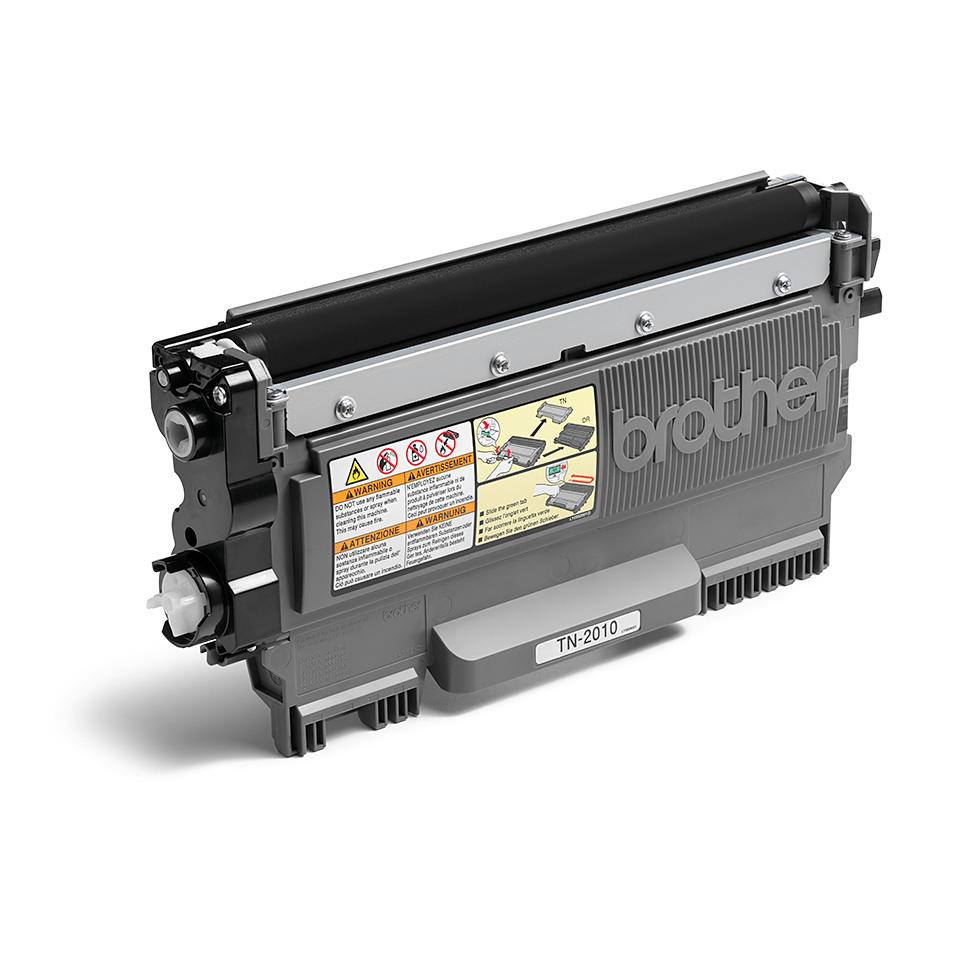 Brother TN-2010 Toner standard originale - nero