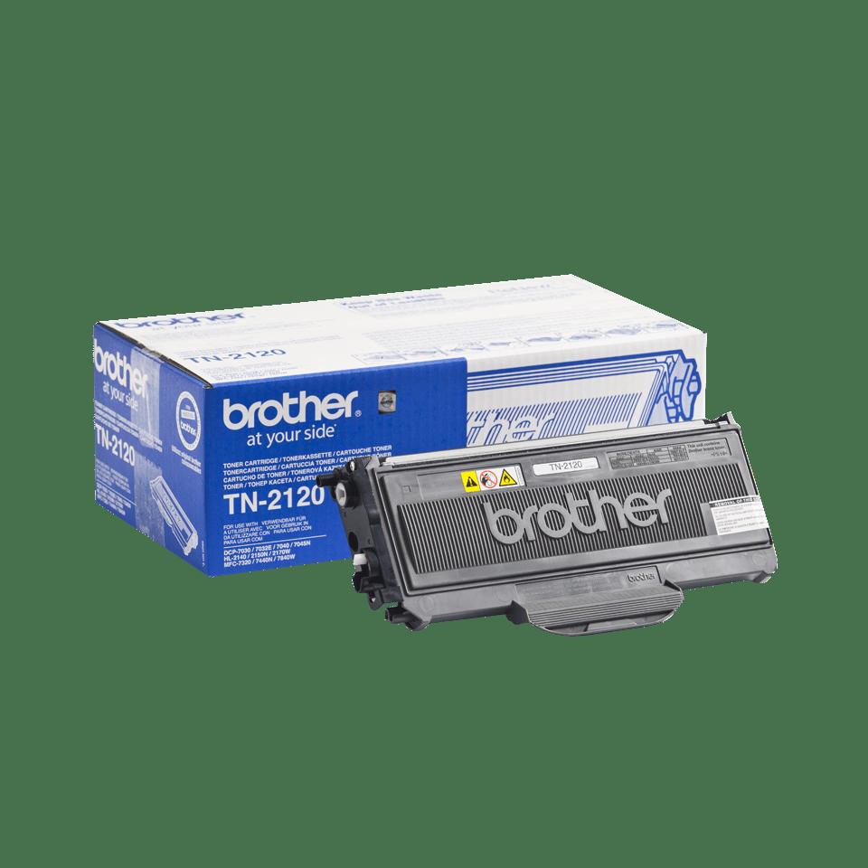 Brother TN-2120 Toner originale ad alta capacità 2