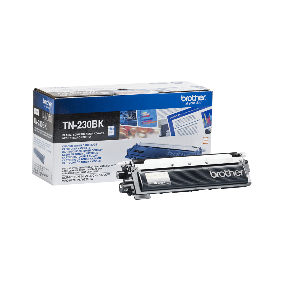 Brother TN-230BK Toner originale - nero