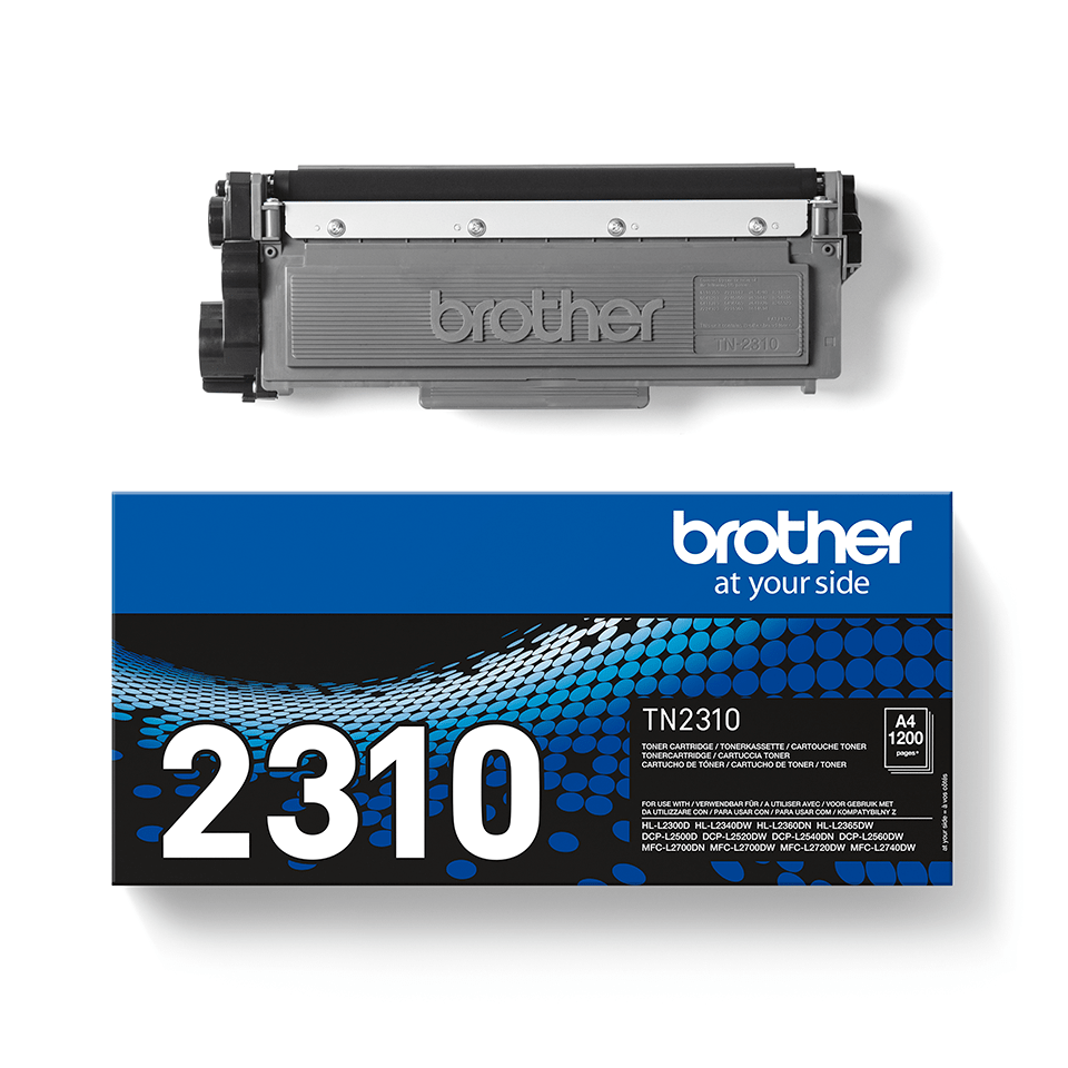 Brother TN-2310 Toner standard originale - nero 2