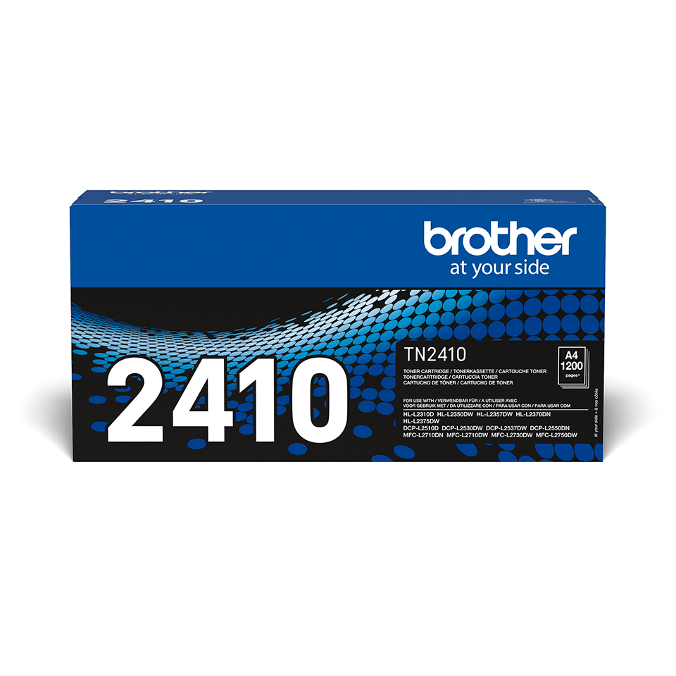 Brother TN-2410 Toner originale - nero