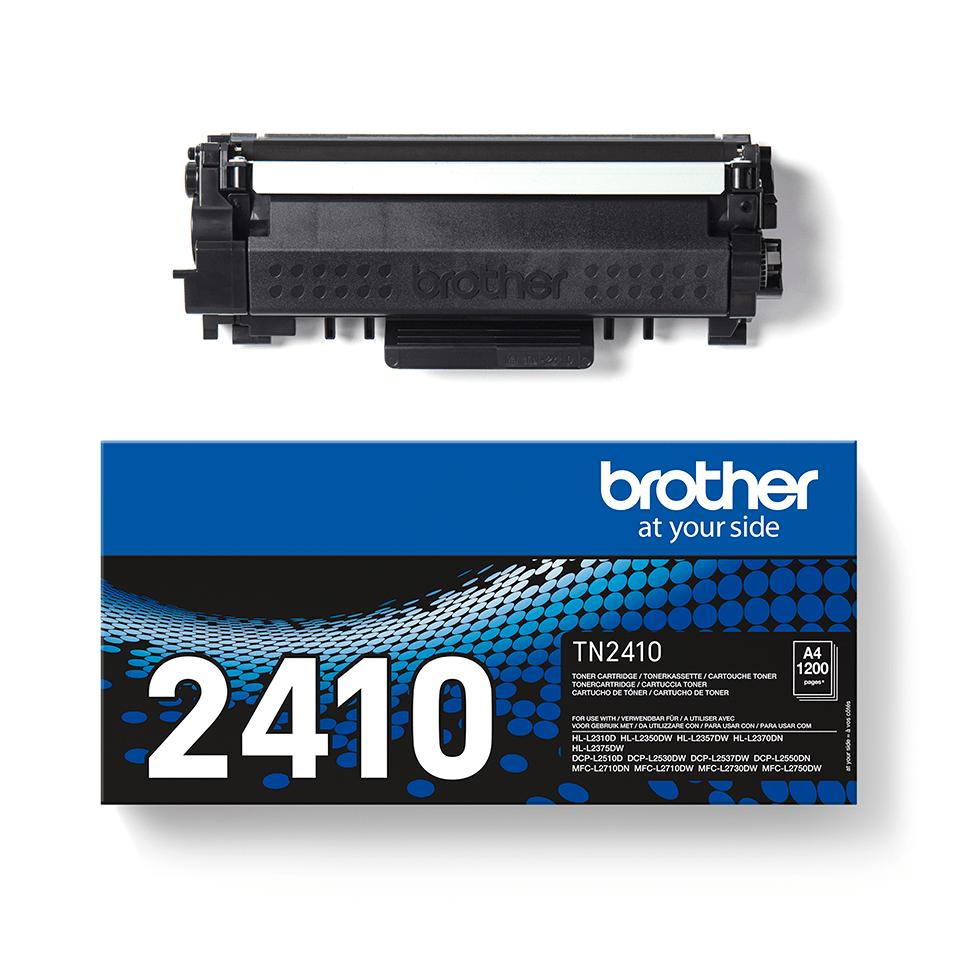 Brother TN-2410 Toner originale - nero 2