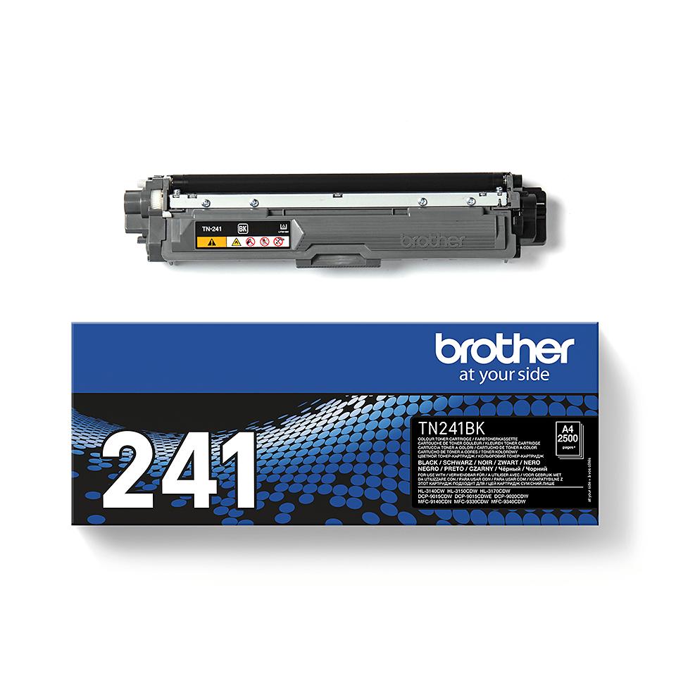 Brother TN-241BK Toner originale - nero 2