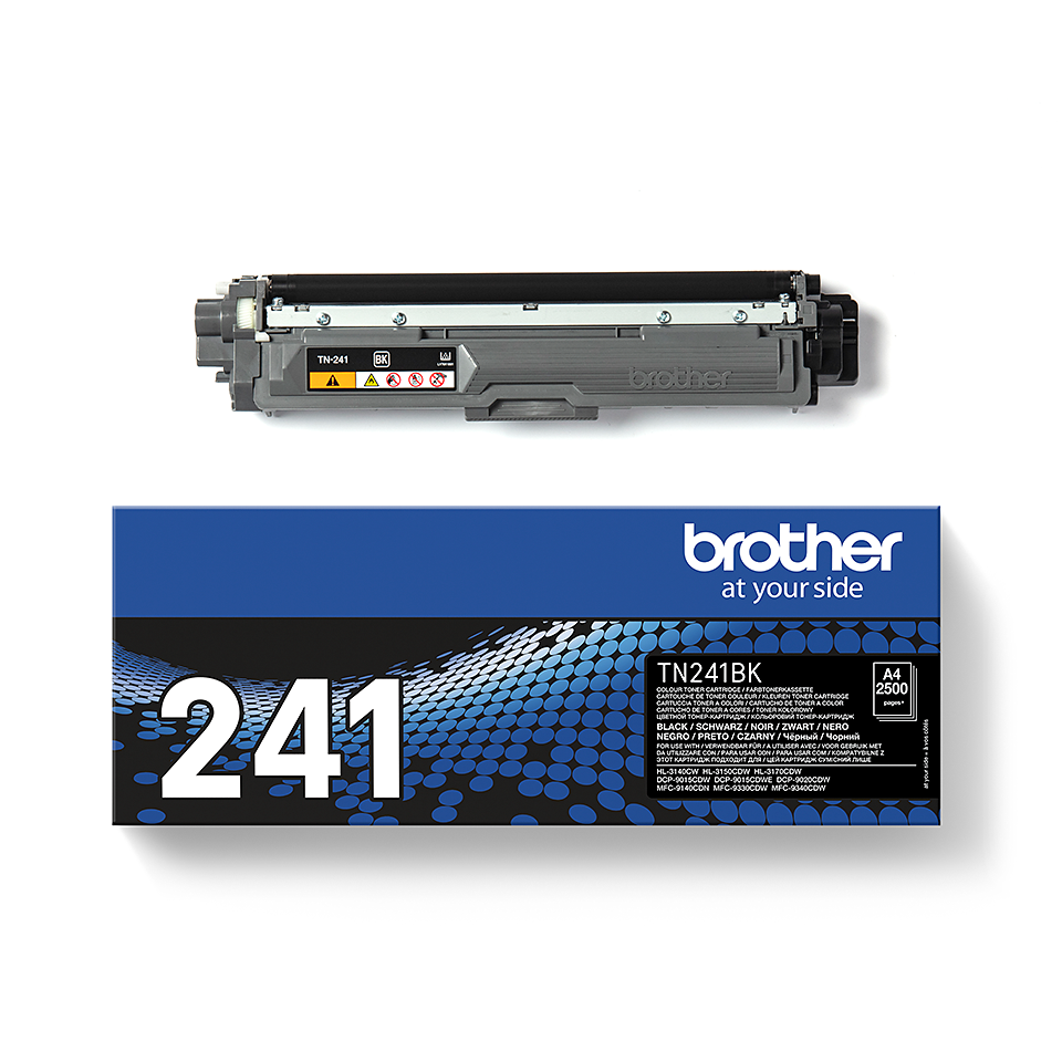 Brother TN-241BK Toner originale - nero 1