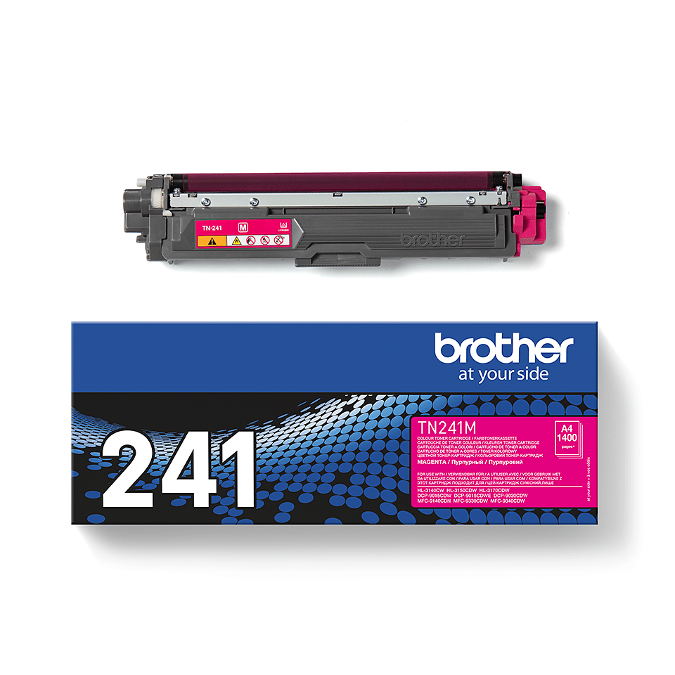 Brother TN-241M Toner standard originale - magenta 3