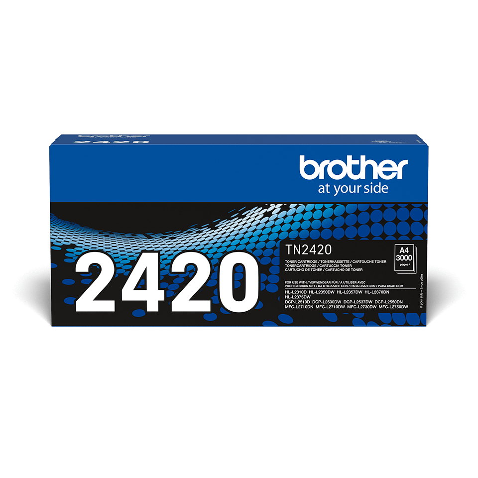 Brother TN-2420 Toner originale - nero
