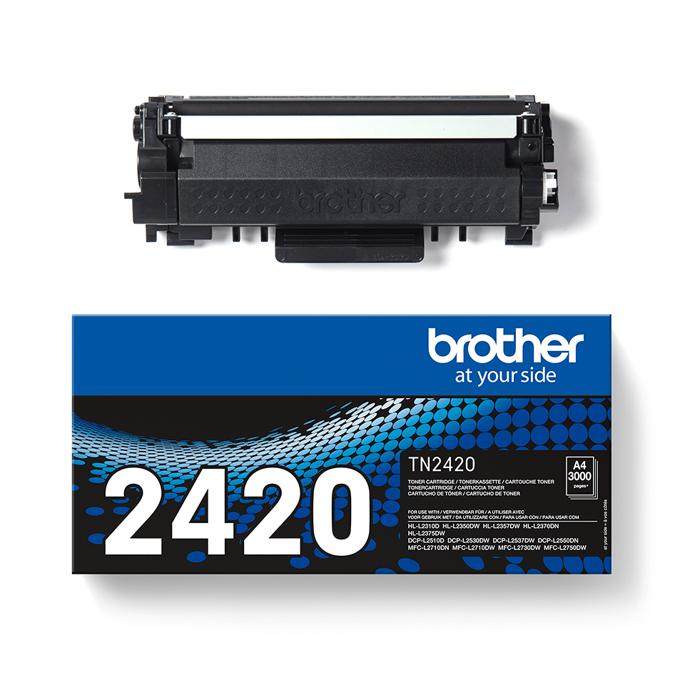 Brother TN-2420 Toner originale - nero 3