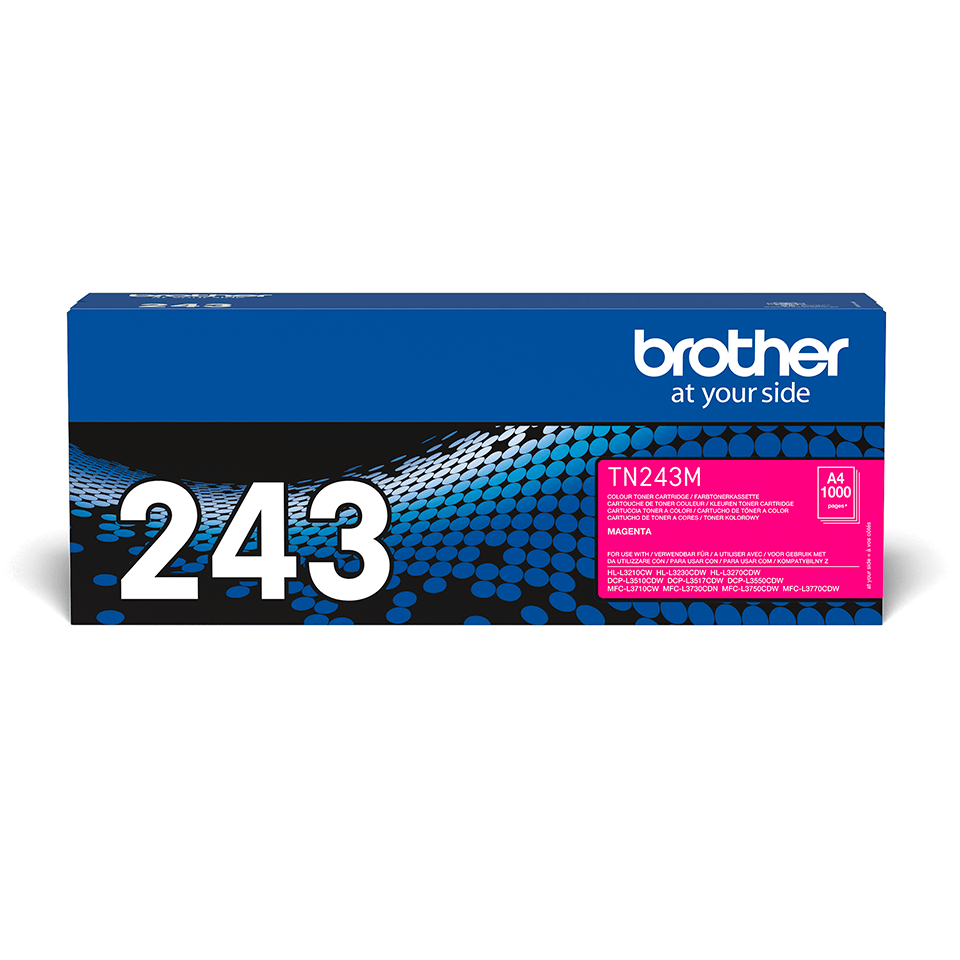Brother TN-243M Toner originale - Magenta