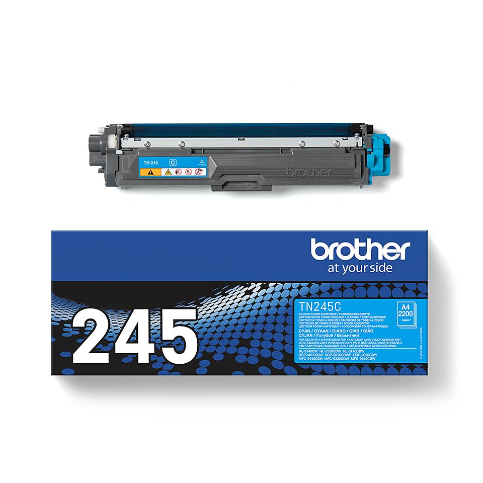 Brother TN-245C Toner originale - ciano 2