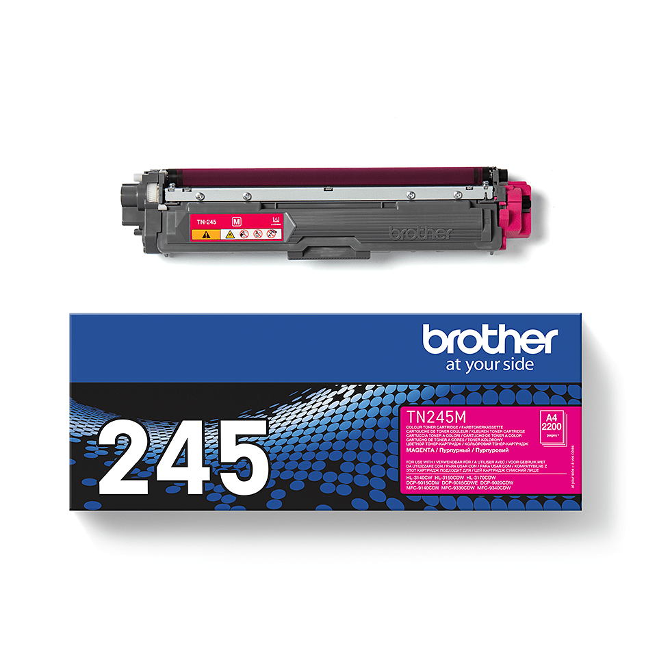 Brother TN-245M Toner originale - magenta 2