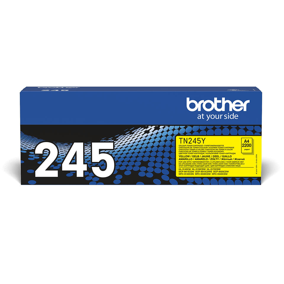 Brother TN-245Y Toner originale - giallo 2