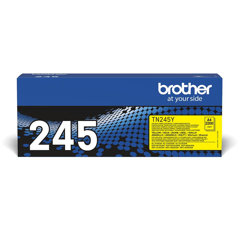 Brother TN-245Y Toner originale - giallo 2