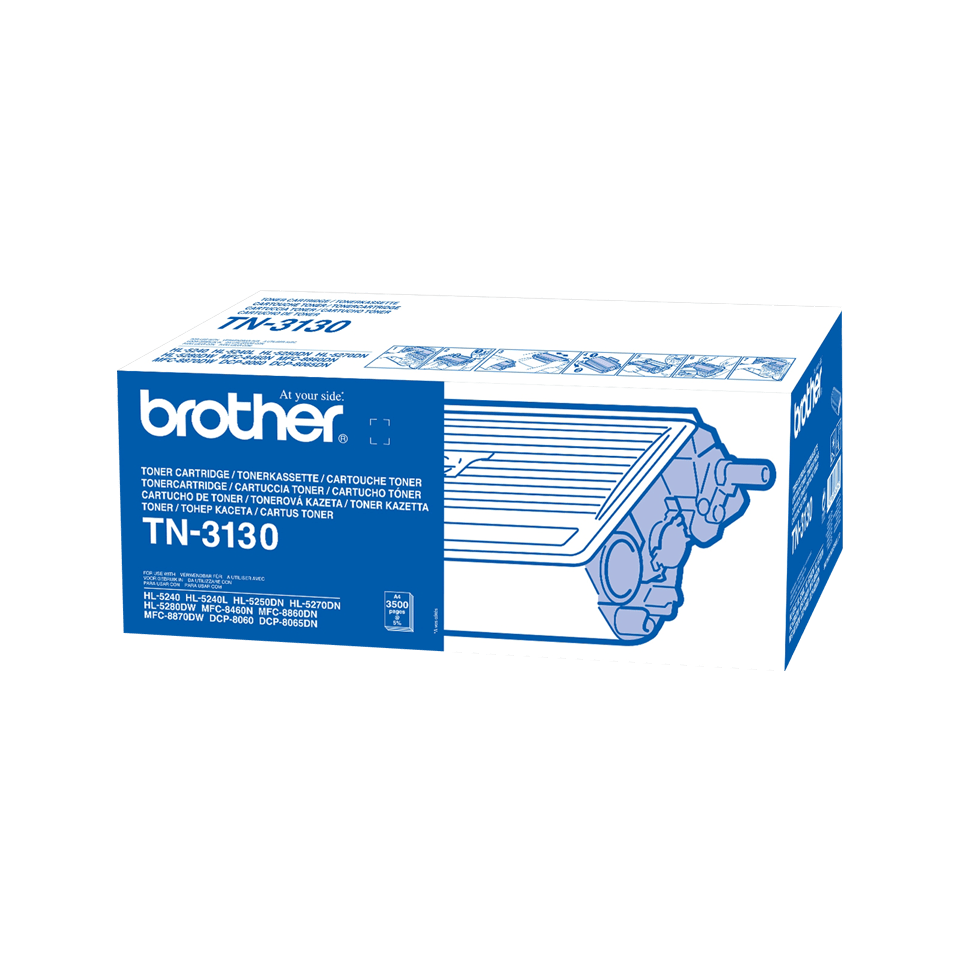 Brother TN-3130 Toner originale - nero