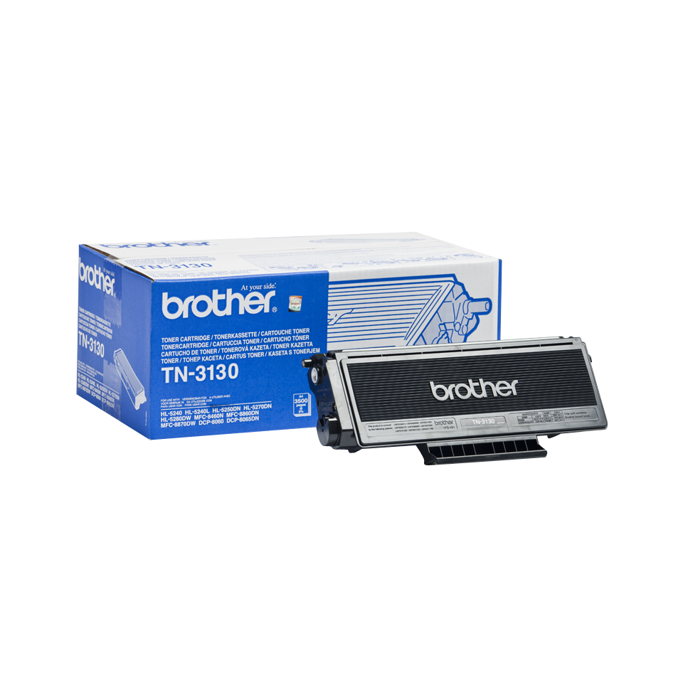Brother TN-3130 Toner originale - nero 2