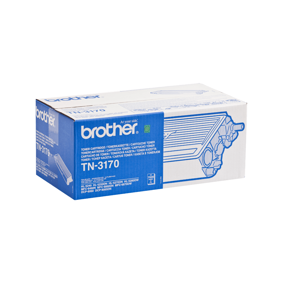 Brother TN-3170 originale 2