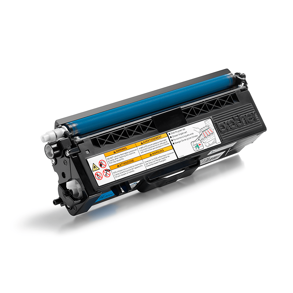 Brother TN-320C Toner ciano originale standard 0