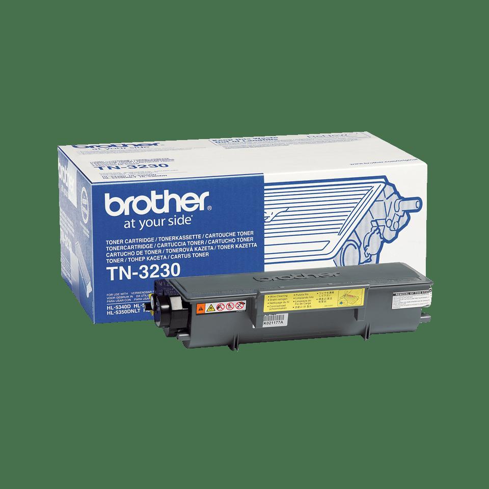 Brother TN-3230 Toner originale - nero