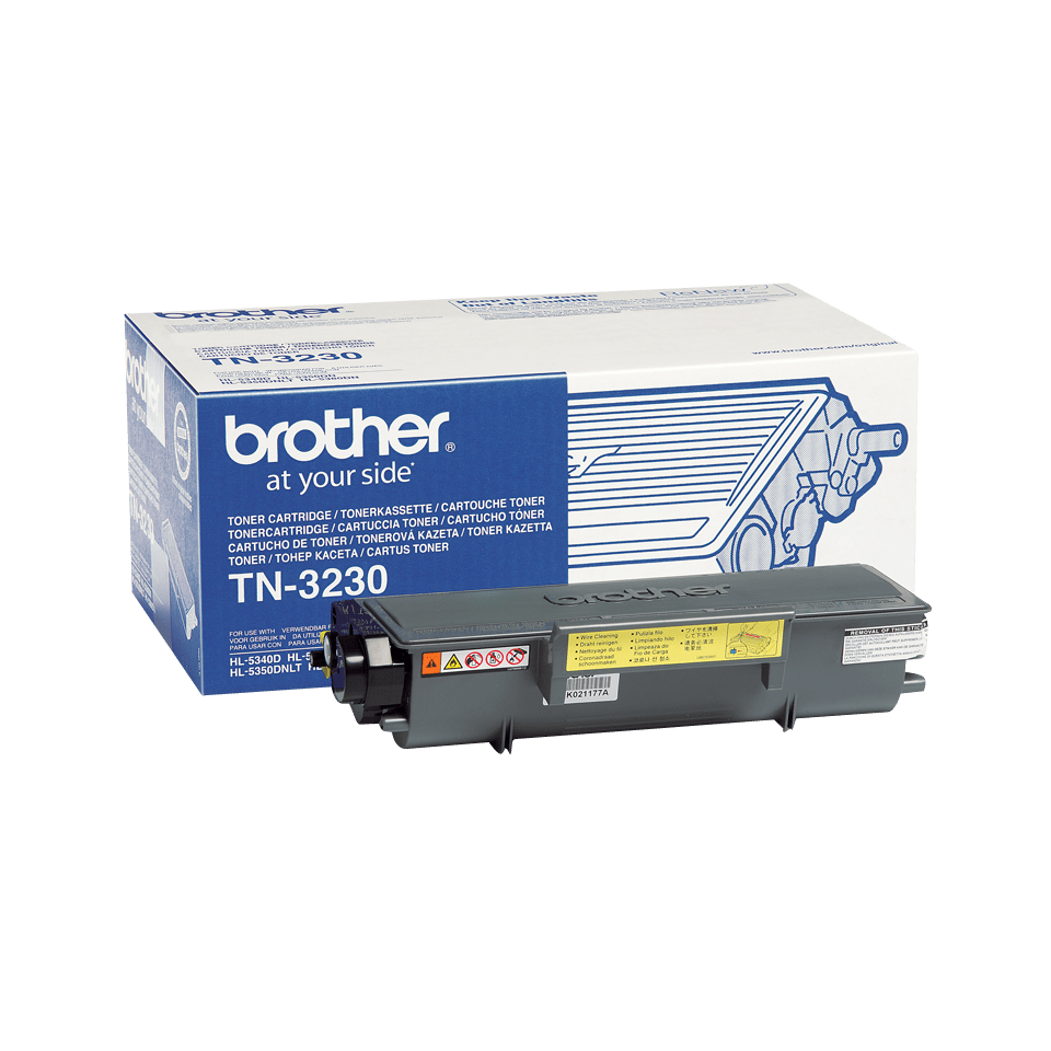Brother TN-3230 Toner originale - nero