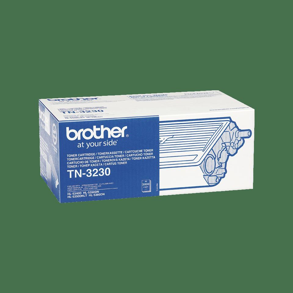 Brother TN-3230 Toner originale - nero 2