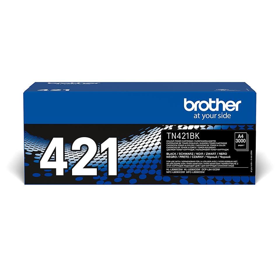 Brother TN-421BK Toner nero originale 2