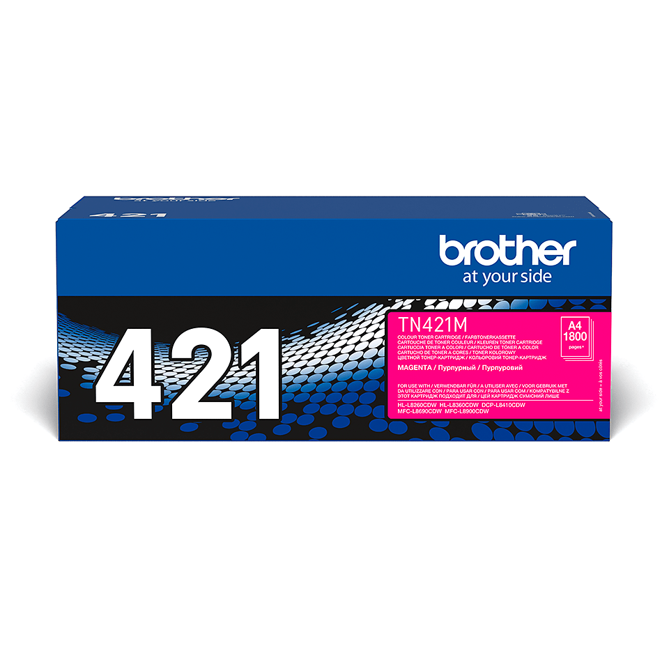 Brother TN-421M Toner originale magenta 2