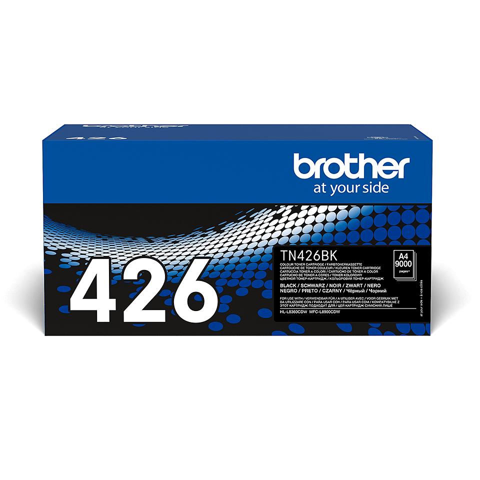 Brother TN-426BK Toner - Nero 2
