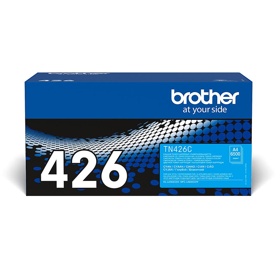 Brother TN-426C Toner originale - Ciano 2