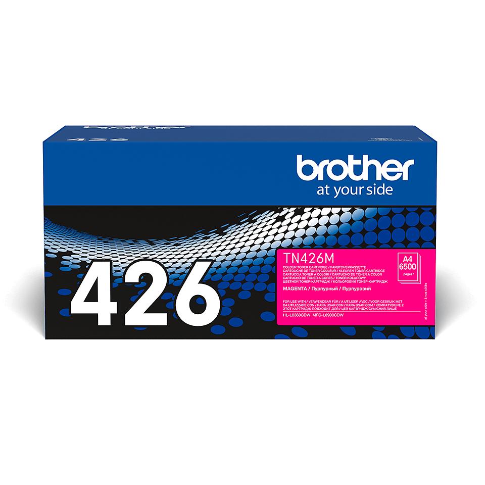 Brother TN-426M  – Magenta 2