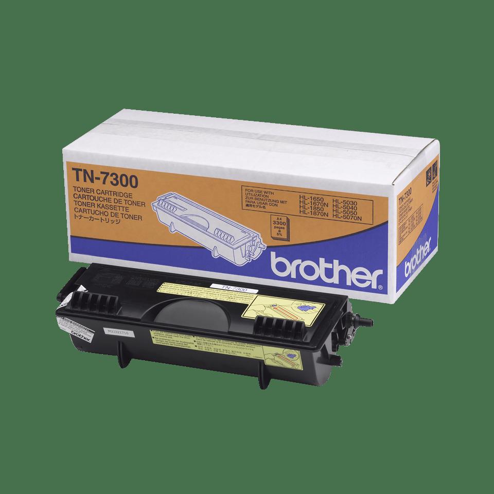 Brother TN-7300 Toner ad alta capacità originale  – Nero
