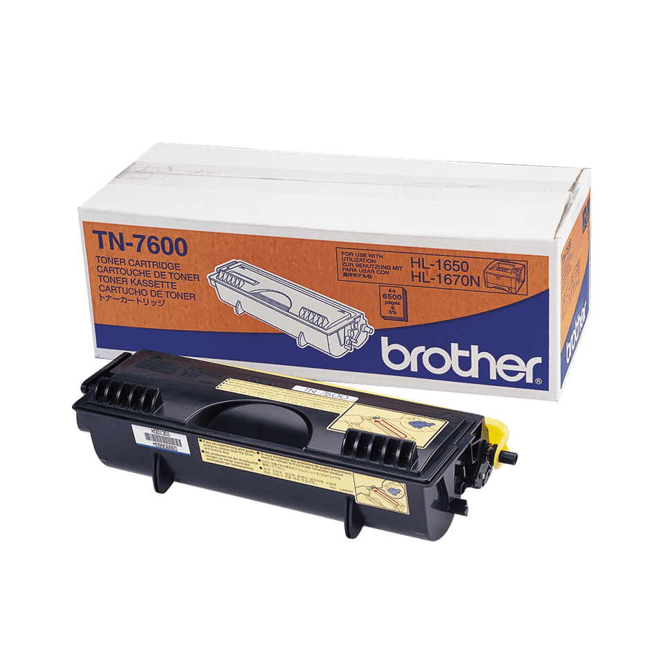 Brother TN-7600 Toner originale - nero