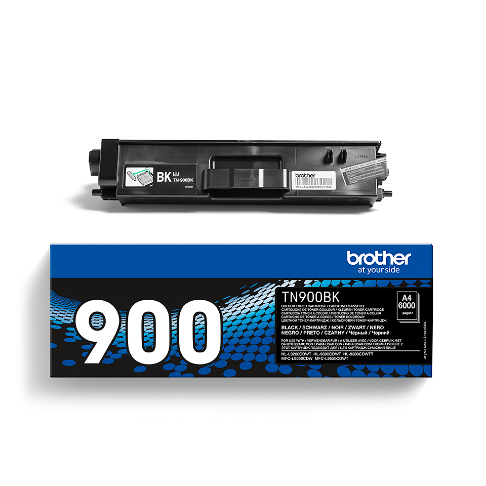 Brother TN-900BK Toner originale ad altissima capacità - nero 2