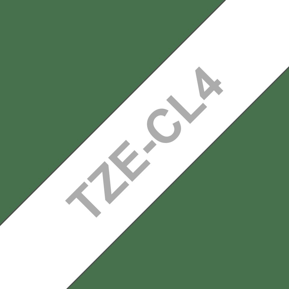 Brother TZe-CL4 Nastro di pulizia della testina di stampa – 18 mm di larghezza 3