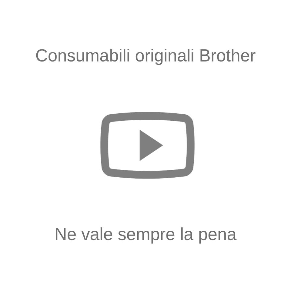 Brother TN-320Y Toner giallo originale 3
